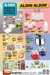 A101 26 Mart 2020 Aldın Aldın Fırsatları - Mutfak Malzemeleri