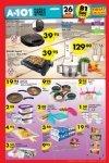 A101 26 Ocak 2017 İndirim Katalogu - Fakir Blender Set