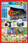 A101 26 Ocak 2017 Katalogu - Samsung Kavisli Led Tv