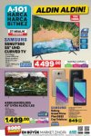 A101 27 Aralık 2018 Aktüel Kataloğu - Samsung Curved Tv