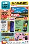 A101 27 Eylül 2018 Kataloğu - Toshiba 49L286DAT Smart Led Tv