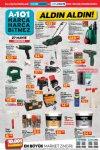 A101 27 Mayıs 2021 Aktüel Kataloğu - Elektrikli Çim Biçme Makinesi