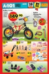 A101 28.04.2016 Perşembe Fırsatları Katalogu - 16 Jant Bisiklet