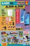 A101 28 Aralık - 3 Ocak 2018 Aktüel Katalogu - Samsung Galaxy J320