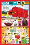 A101 28 Mayıs - 4 Haziran 2015 Aktüel Ürünler Katalogu - Valiz Seti