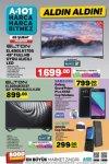 A101 28 Şubat 2019 Kataloğu - Samsung Galaxy Grand Prime Plus G532 Cep Telefonu