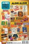A101 29 Aralık 2020 İndirimli Ürünler Broşürü