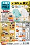 A101 29 Aralık 2020 Salı Kataloğu - Luminarc Yemek Takımı