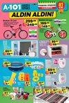 A101 3 - 10 Ağustos - Aynalı Banyo Dolabı