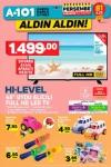A101 3 Ağustos - HI-LEVEL Led Tv
