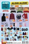 A101 3 Aralık 2020 Perşembe - Taraftar Lisanslı Battaniye