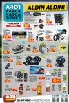 A101 3 Haziran 2021 Aldın Aldın - Oto Ürünleri