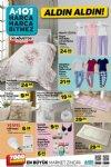 A101 30 Ağustos 2018 Perşembe Kataloğu - Ev Tekstili