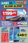 A101 30 Mart 2017 Katalogu - Samsung J120 Cep Telefonu
