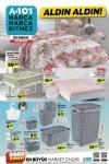 A101 30 Nisan 2020 Aldın Aldın Kataloğu - Battal Yatak Örtüsü