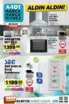 A101 30 Ocak 2020 Kataloğu - Regal Inox Ankastre Set