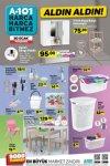A101 30 Ocak - 5 Şubat 2020 Kataloğu - Aynalı Banyo Dolabı
