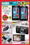 A101 30 Temmuz 2015 Aktüel Ürünler - Lumia 532 - Canon IXUS 160