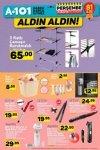 A101 31 Ağustos - 3 Katlı Çamaşır Kurutmalık