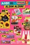A101 31 Ağustos - Vera Ayçiçek Yağı