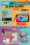A101 31 Ağustos - Vestel Tablet