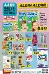 A101 31 Ocak - 6 Şubat 2019 Fırsat Ürünleri - Molfix Çocuk Bezi