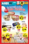 A101 4 - 17 Temmuz 2016 Fırsatları Katalogu - Dondurma Fiyatları
