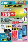 A101 4 Mayıs 2017 Katalogu - Samsung Galaxy J120 Cep Telefonu