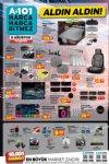 A101 5 - 11 Ağustos 2021 Oto Ürünleri Kataloğu