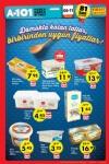 A101 5-11 Aralık 2016 Fırsat Ürünleri Katalogu - Süt Ürünleri