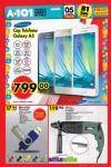 A101 5 Kasım 2015 Fırsat Ürünleri Broşürü - Samsung Galaxy A3