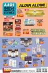A101 5 Kasım 2020 İndirimli Ürünler Broşürü