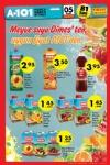 A101 5 Mart 2016 Aktüel Ürünler Katalogu - Dimes Meyve Suyu