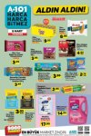 A101 5 Mart 2020 Fırsat Ürünleri Kampanyası