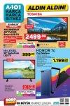 A101 6 Aralık 2018 Güncel Kampanya - Honor 7C Cep Telefonu