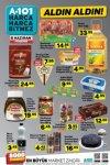 A101 6 Haziran 2019 İndirimli Ürünler Kataloğu