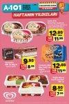 A101 6 Mayıs 2017 Haftanın Yıldızları - Dondurma Fiyatları
