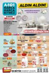 A101 6 Mayıs 2021 Perşembe Kataloğu - Güral Porselen Kahvaltı Seti