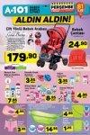 A101 6 Nisan 2017 Fırsatları - Çift Yönlü Bebek Arabası