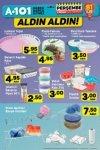 A101 6 Nisan 2017 - Krom Mutfak ve Banyo Ürünleri
