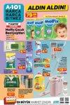 A101 7 - 13 Mayıs 2020 İndirimli Ürünler Kataloğu