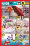 A101 7 - 13 Ocak 2016 İndirim Katalogu - Ev Tekstili