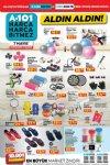 A101 7 - 18 Mayıs 2021 Kataloğu - Pilates ve Egzersiz Ürünleri