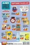 A101 7 Ağustos 2021 Aktüel Ürünler Kataloğu