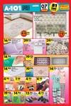A101 7 Mayıs 2015 Aktüel Ürünler Katalogu - Ev Tekstili