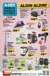 A101 7 Şubat 2019 Aldın Aldın Kataloğu - Arzum Tost Makinesi