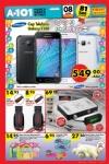 A101 8 Ekim 2015 Aktüel Ürünler Katalogu - Samsung Galaxy J100