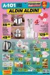 A101 8 Mart 2018 Aktüel Katalogu - King Blender Seti