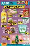 A101 8 Mart 2018 Fırsat Ürünleri Kataloğu - Sırma Ayçiçek Yağı