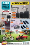 A101 8 Nisan 2021 Kampanyası - ABS Valliz Çeşitleri